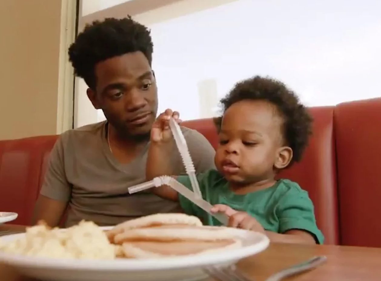 That Viral Father/Son Duo Is Now Starring in an Adorable Denny's Ad