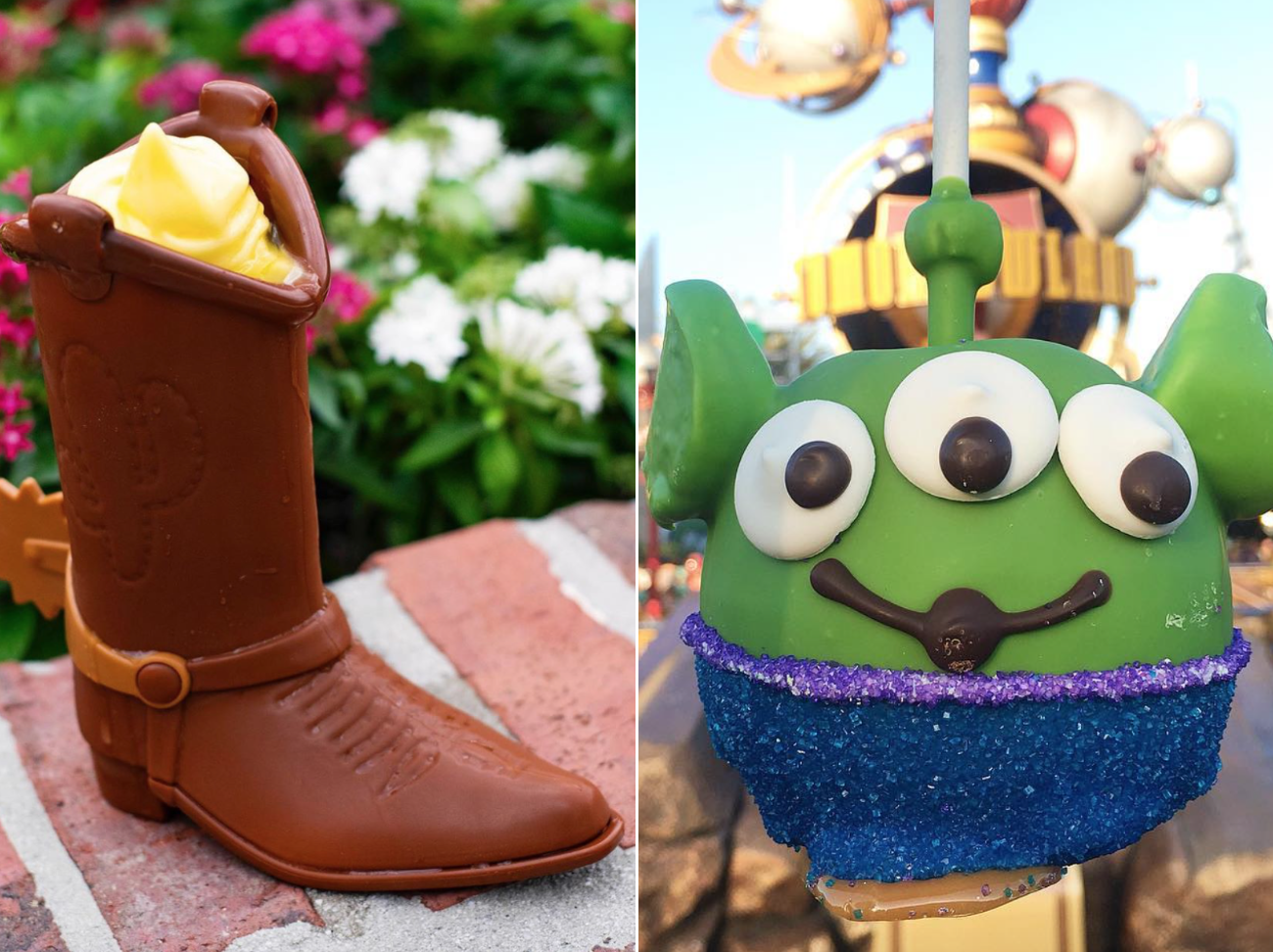 Disney Just Debuted a Ton of 'Toy Story' Food—Including a Dole Whip-Filled Cowboy Boot