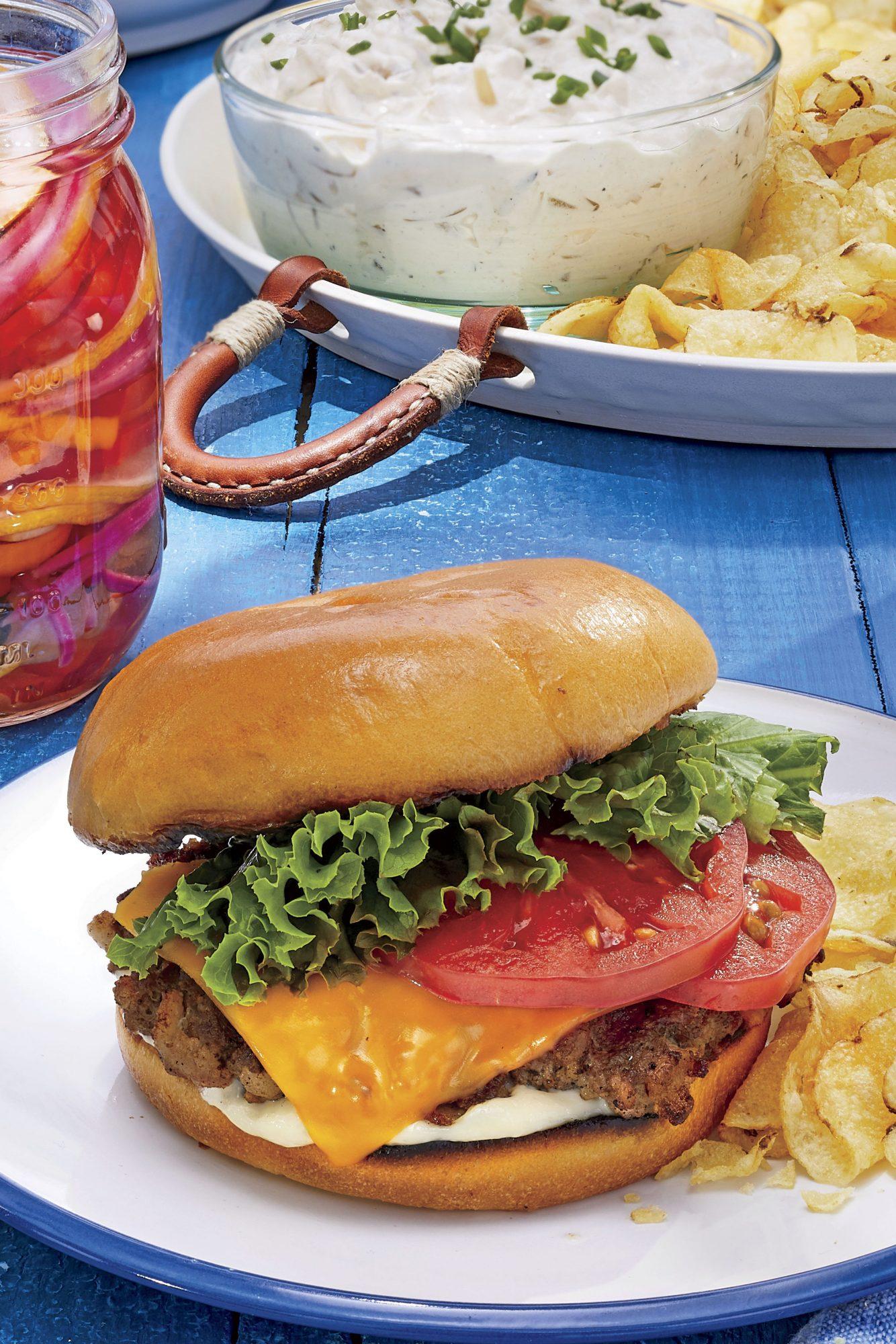 sl-Smashed Bacon Cheeseburgers