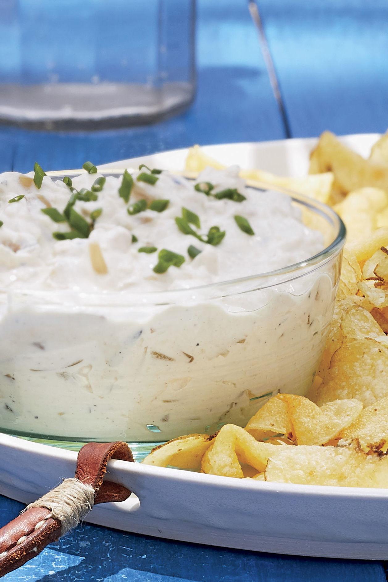Homemade Onion Dip