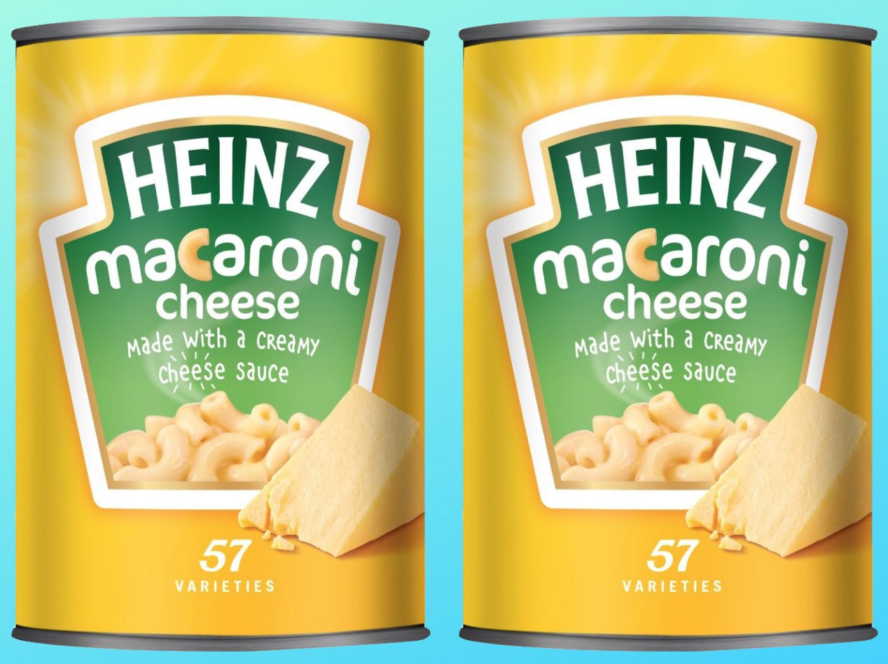 Heinz Mac and Cheese In a Can Exists and You Can Buy It on Amazon