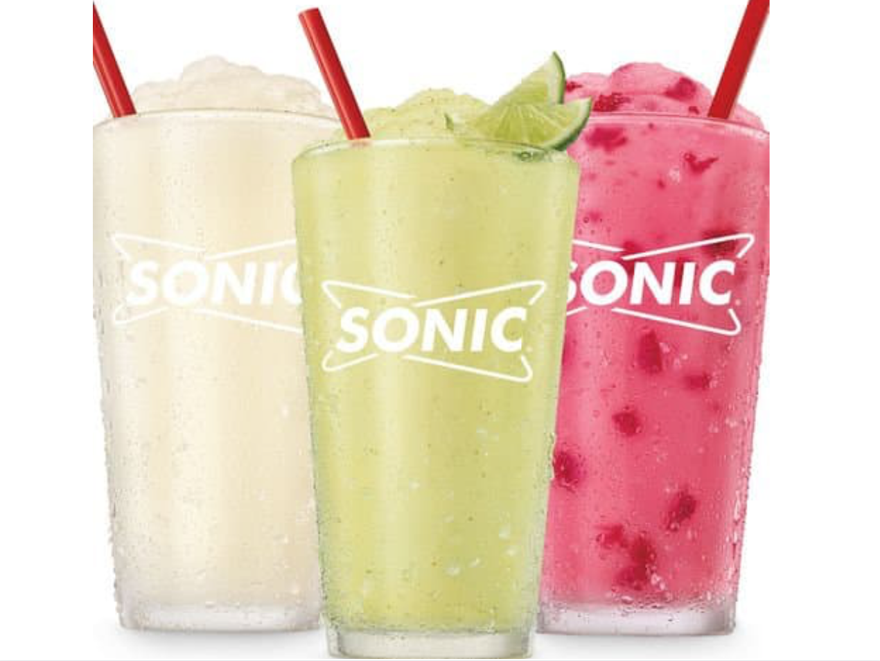 Sonic's New Spicy Margarita Slush Is the Mocktail of Our Dreams