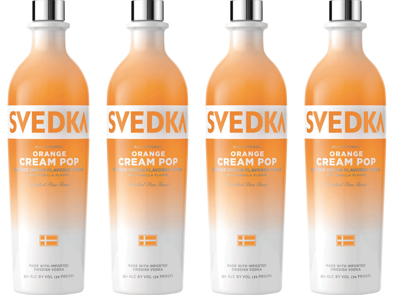 Reminder: Creamsicle Vodka Exists and You Can Buy It Right Now