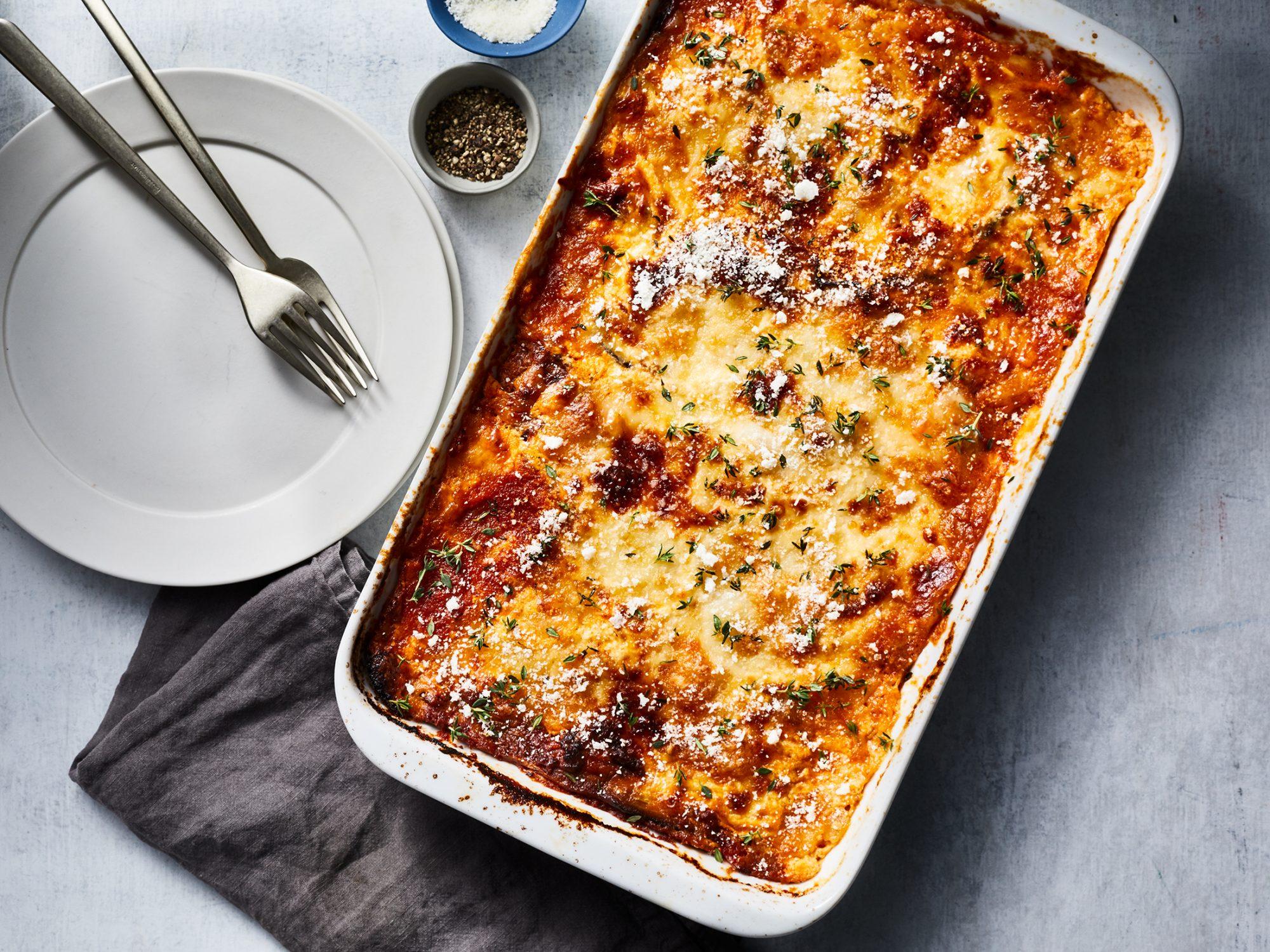 Eggplant Lasagna image