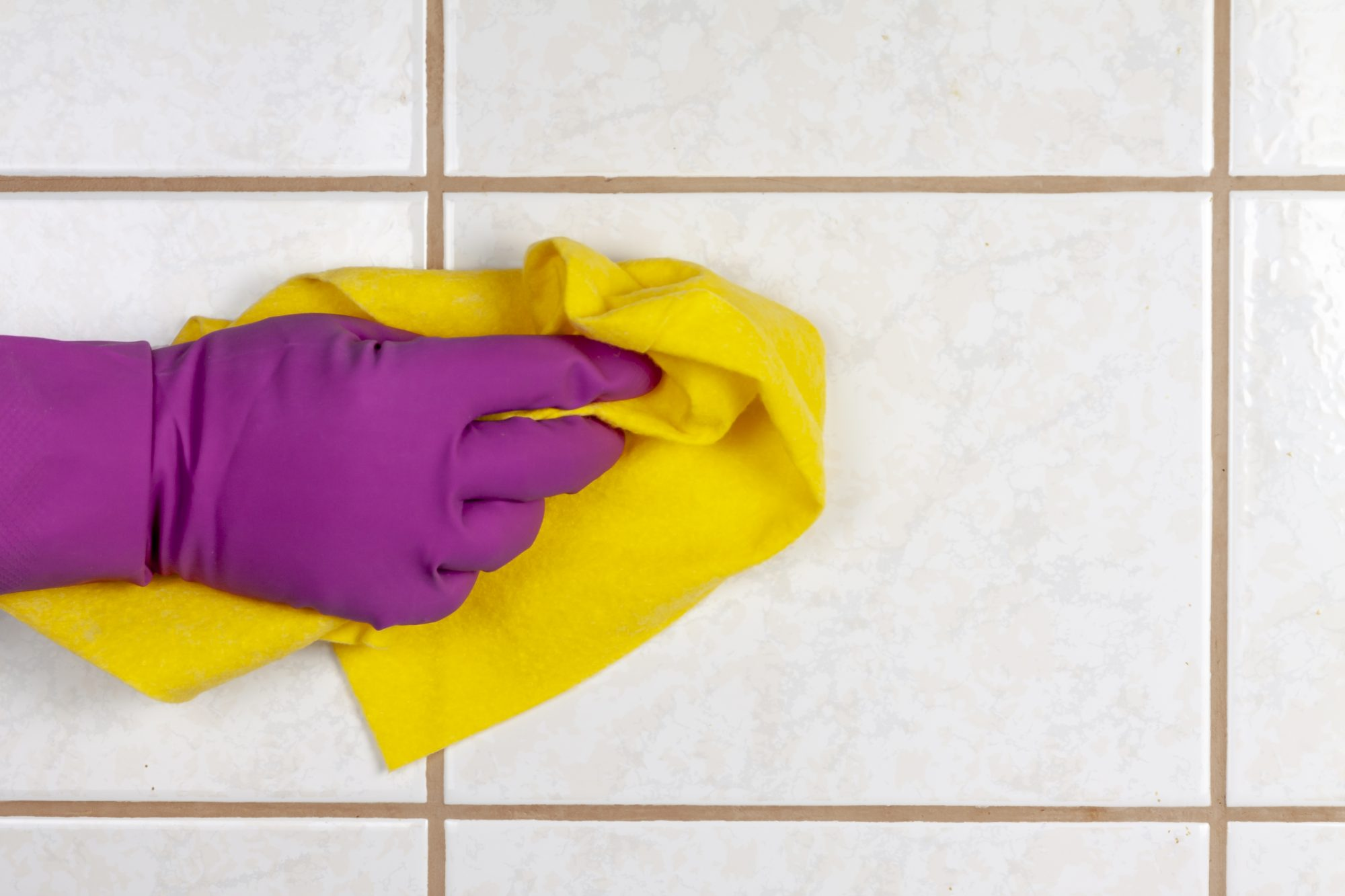 How to Clean Even the Dirtiest Kitchen Grout