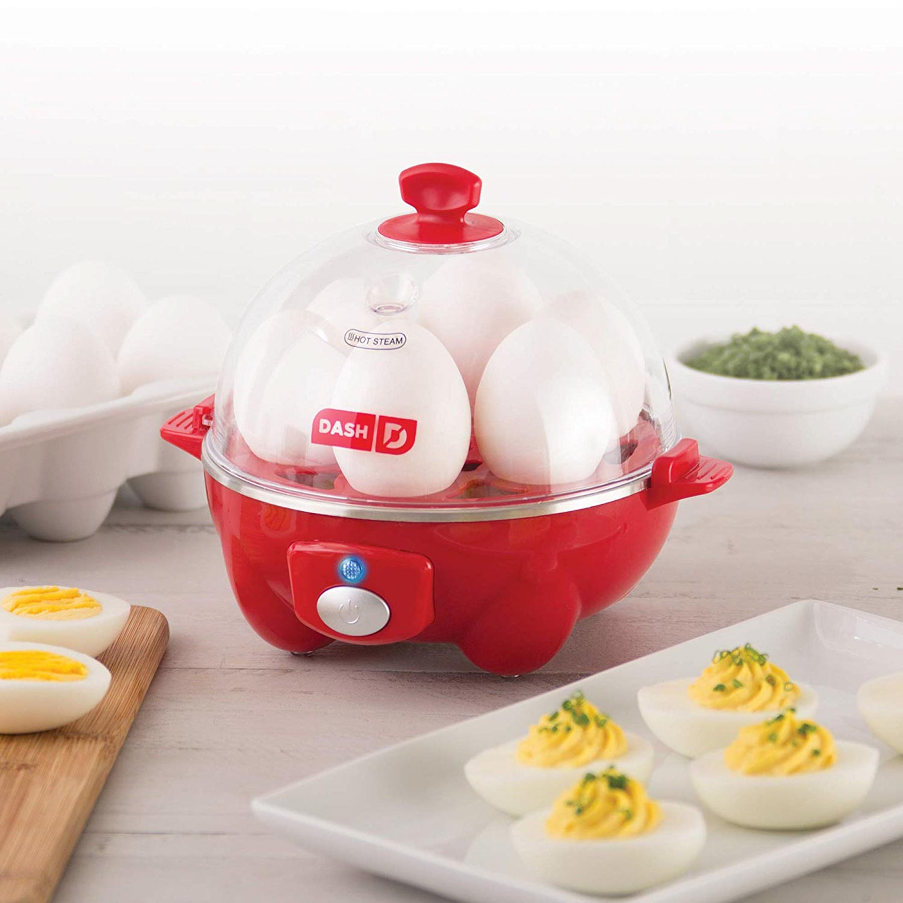 Over 380,000 People Bought This Under-$20 Egg Cooker from Amazon Last Year