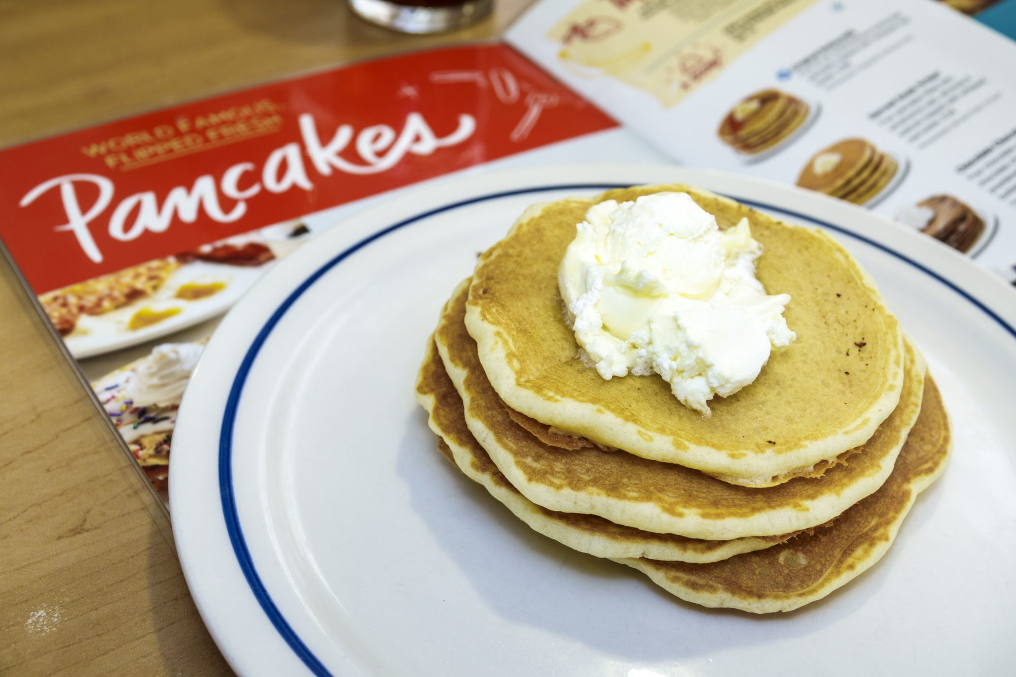 IHOP Is Celebrating Its Birthday With 58-Cent Pancakes
