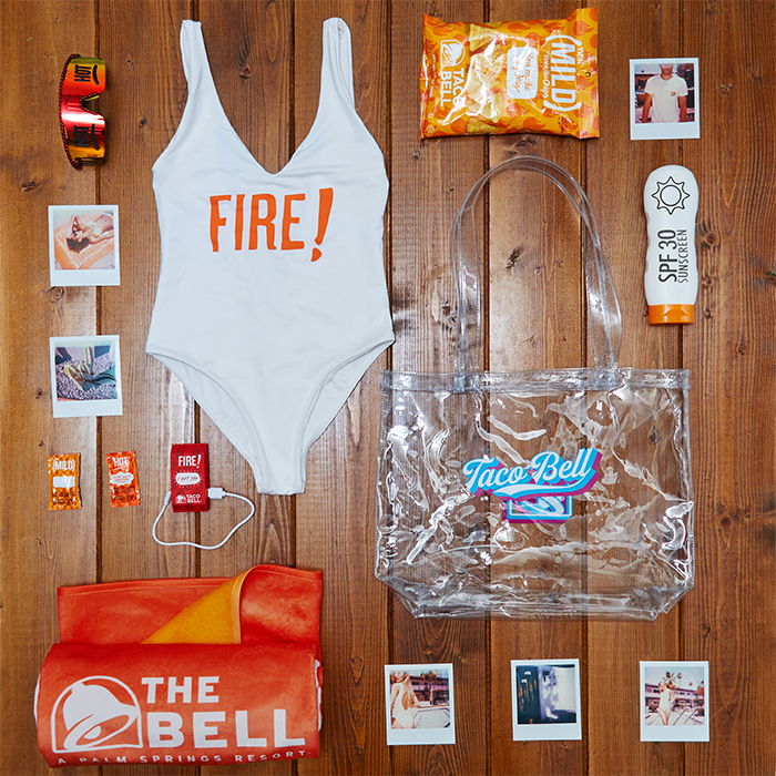 Here's the Menu Being Served Exclusively at the Taco Bell Hotel the-bell-hotel-merch-1-XL-BLOG0719