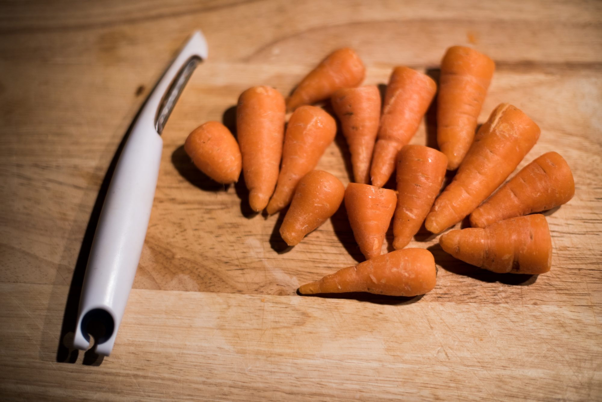 How to Salvage a Bag of Carrots That Are Past Their Prime