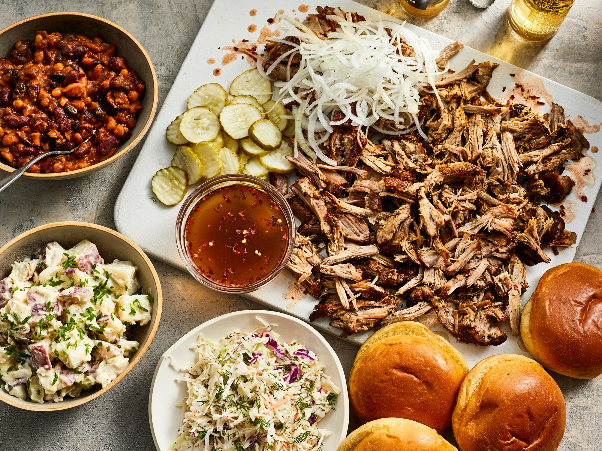 Make Instant Pot Carolina Barbecue and Avoid Your Oven At All Costs