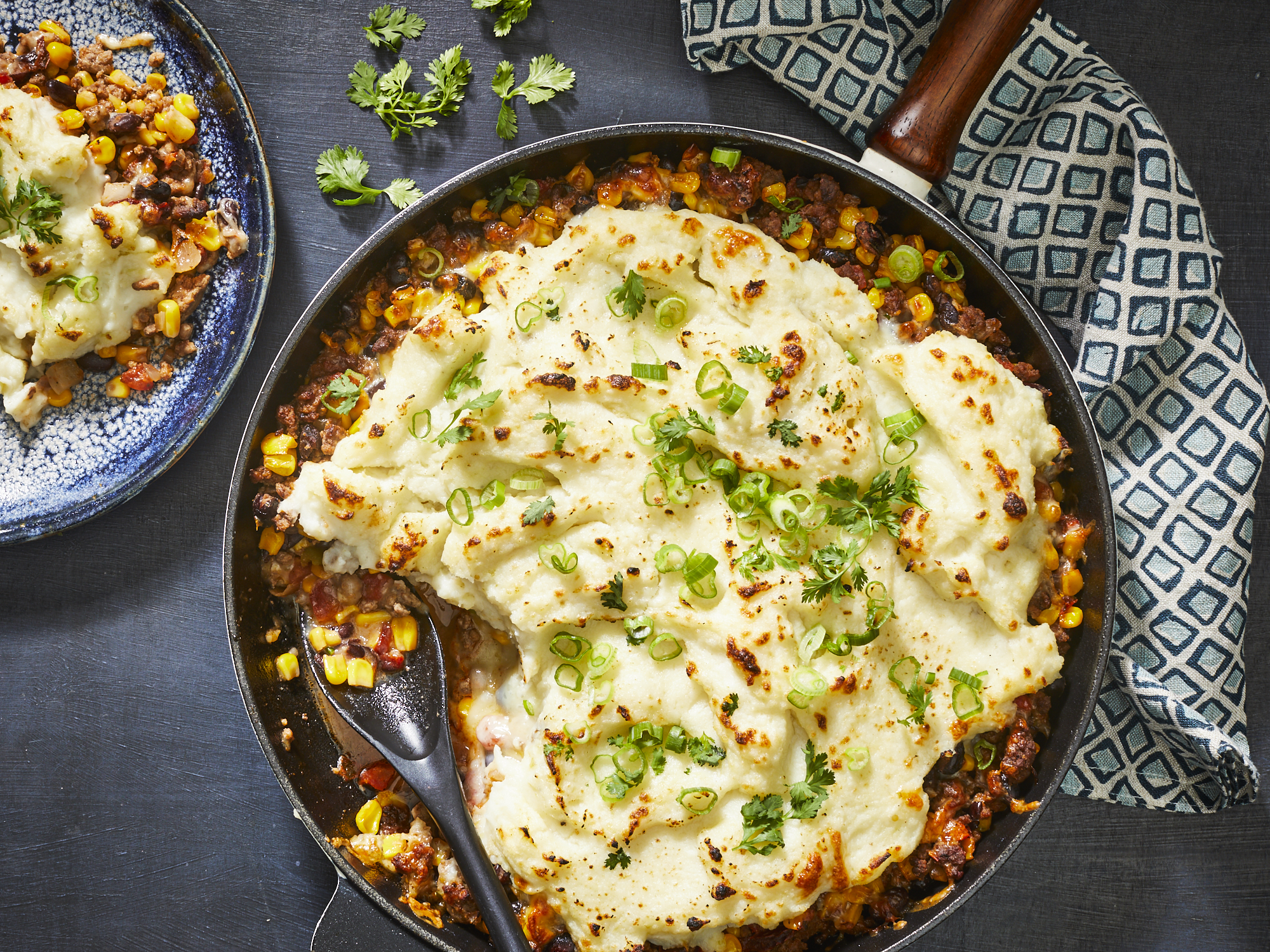 Easy Tex-Mex Shepherd's Pie