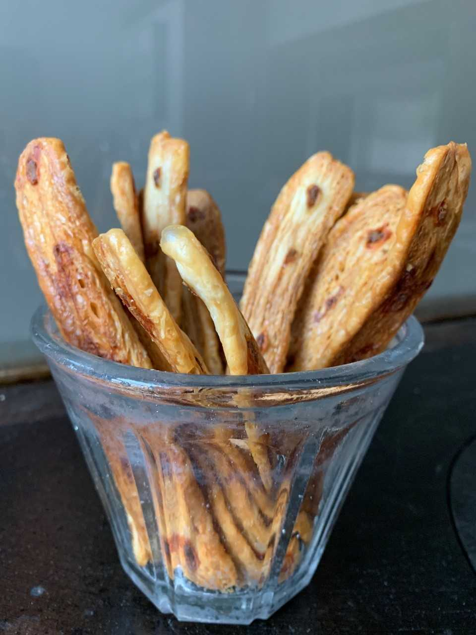 Anchovy Sticks Are the New Cheese Straws