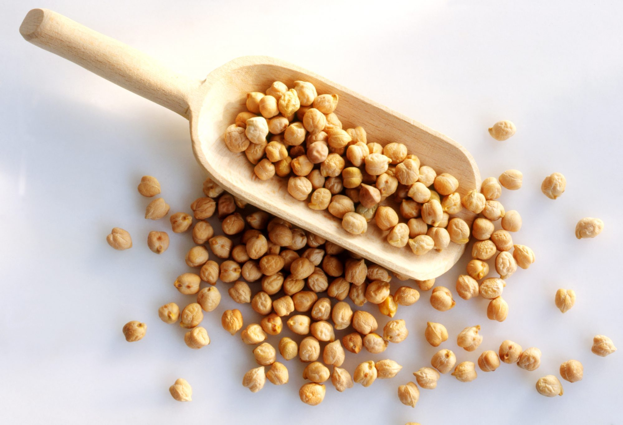 Chickpeas Getty 7/25/19