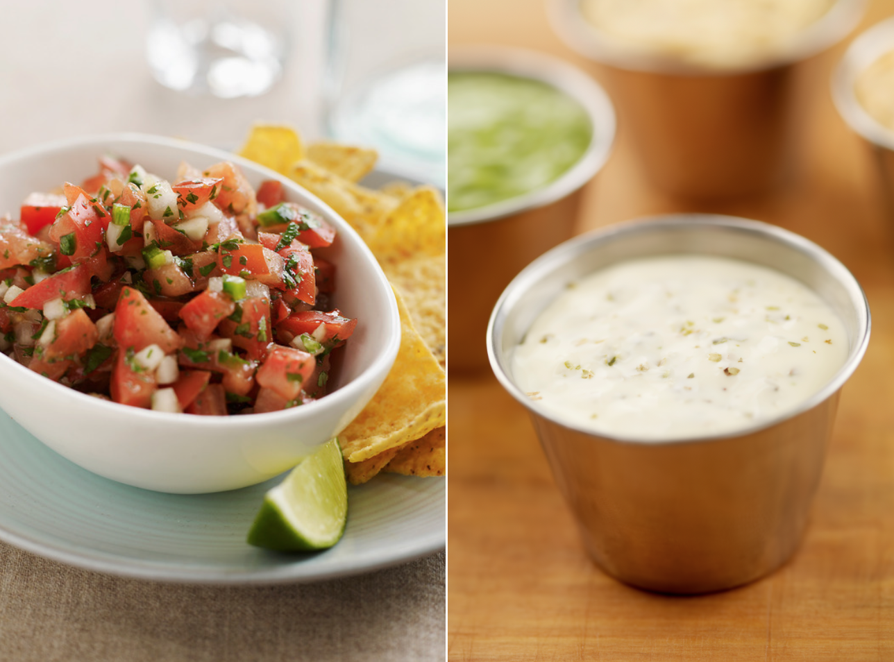Salsa and Ranch: Two Great Tastes That Should Be Mixed Together?