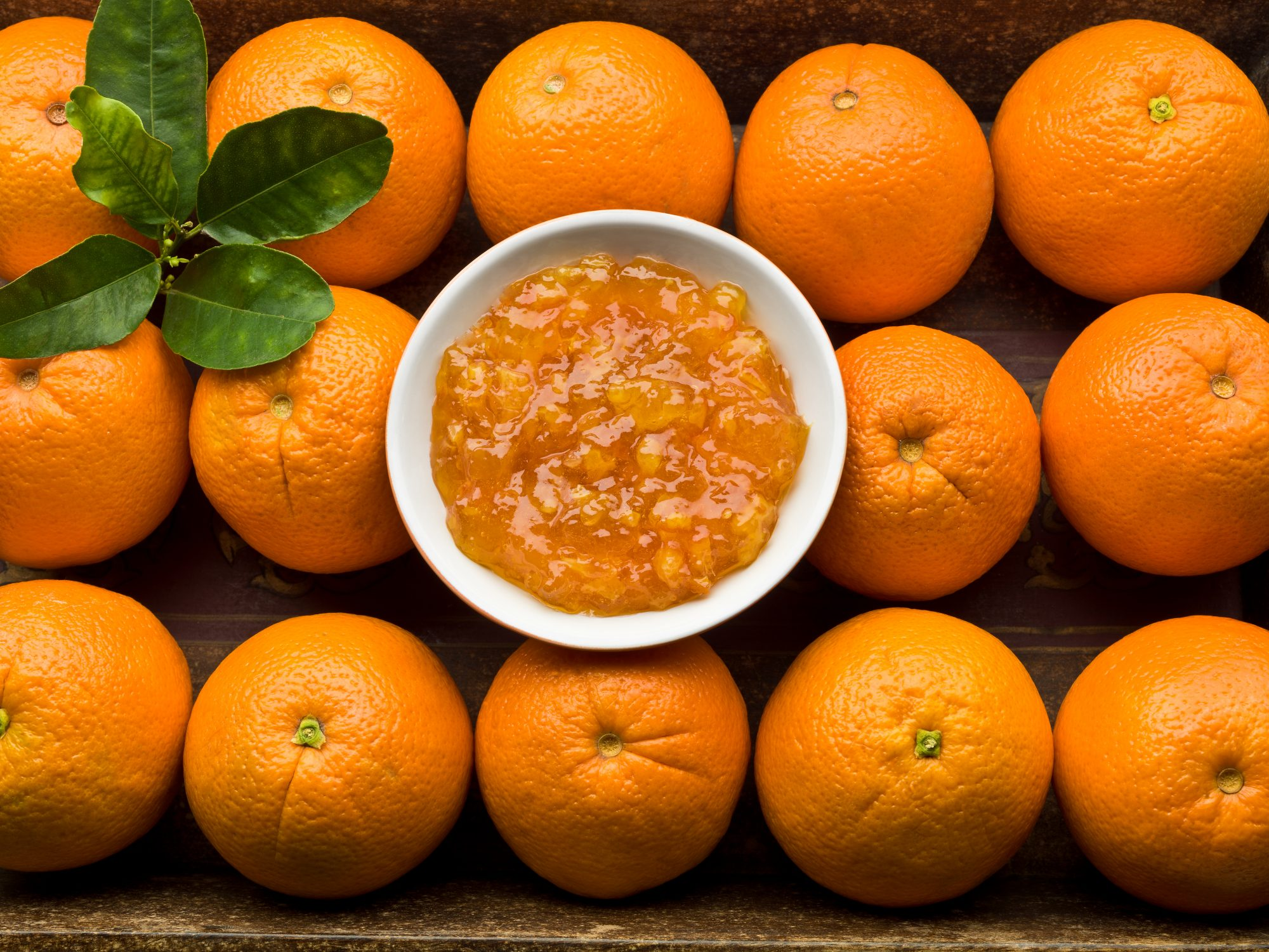 Orange Peel Marmalade