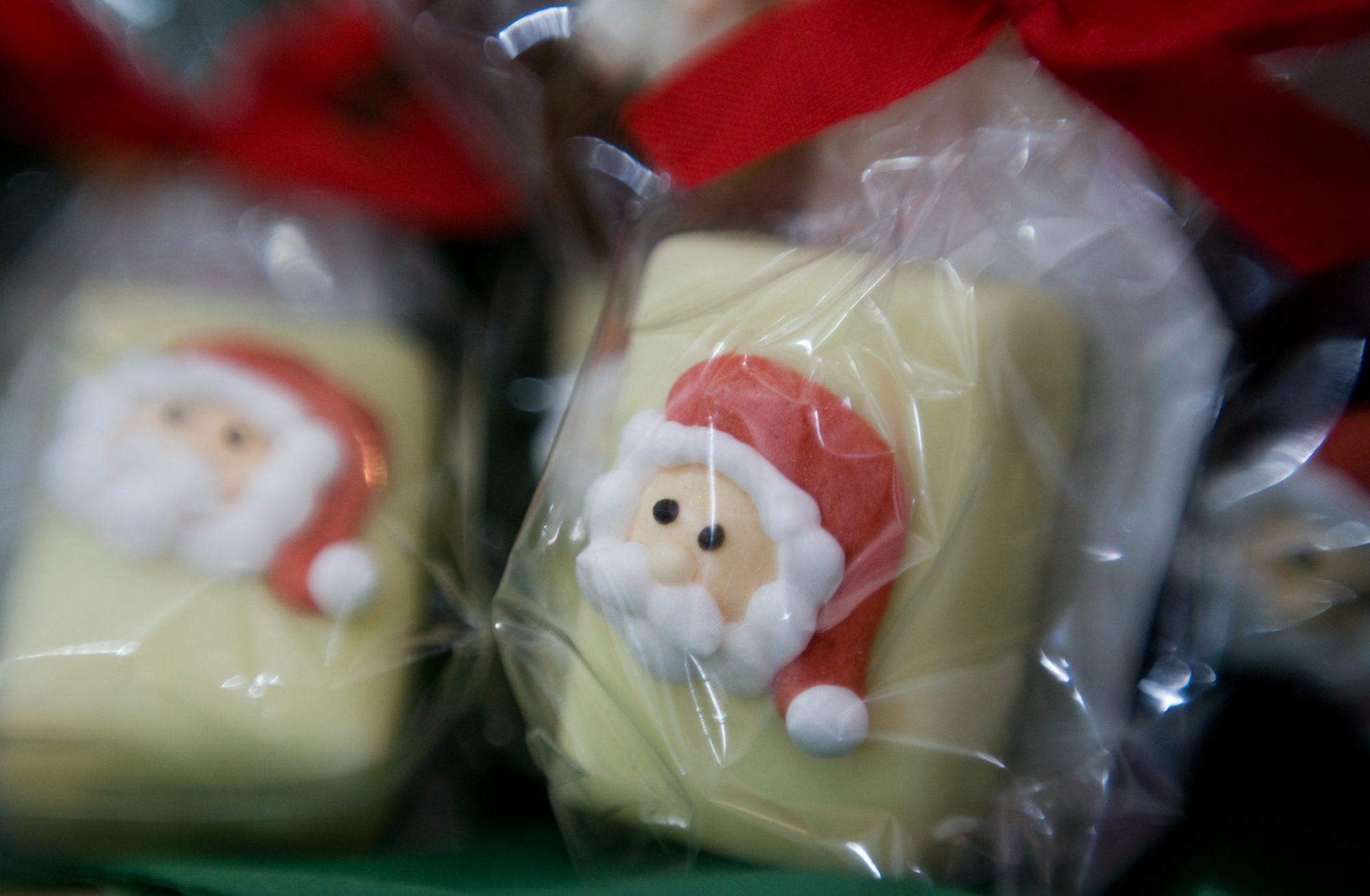 Marzipan Christmas Candy Getty 8/6/19