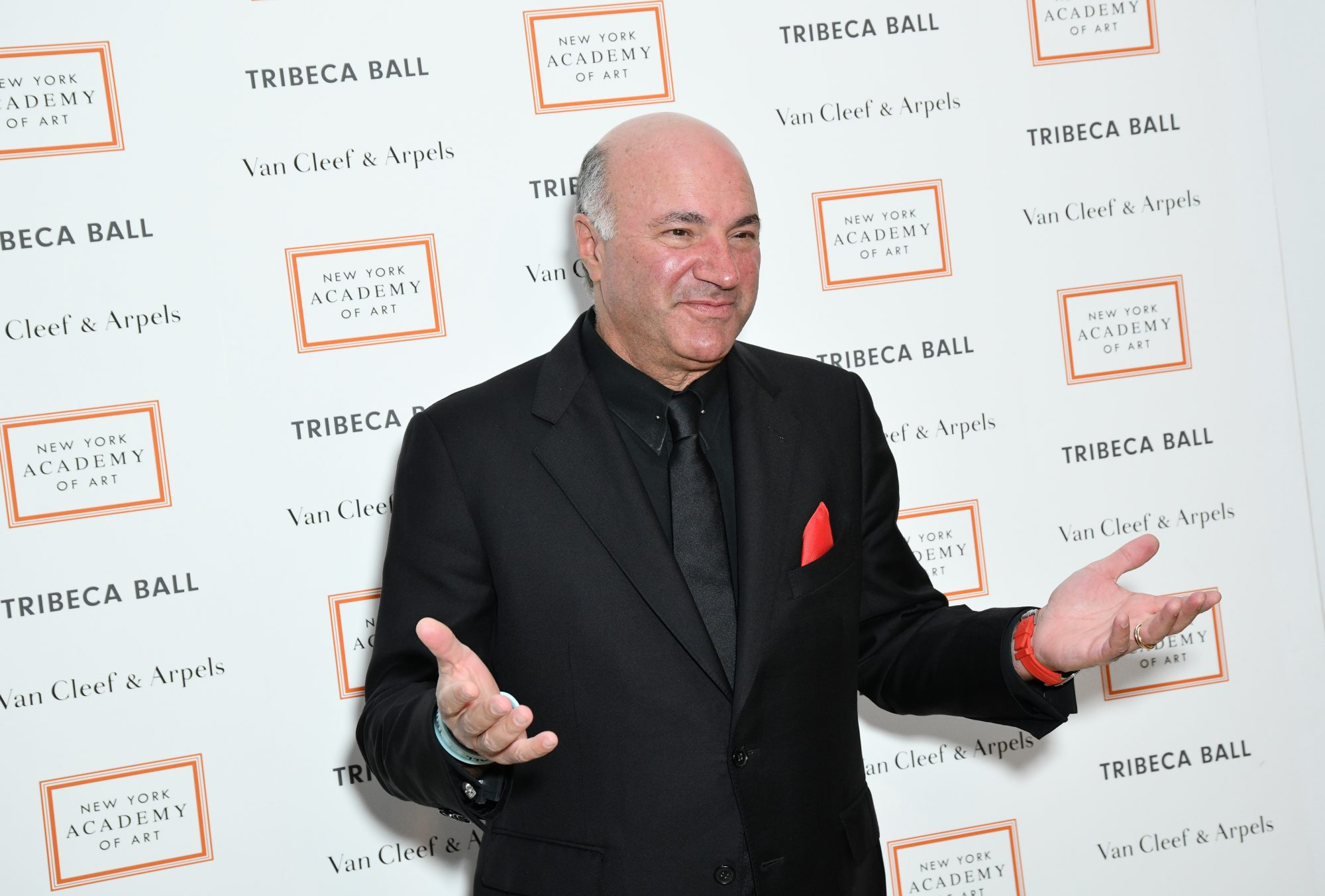 Shark Tank's Kevin O'Leary Spends $1000 A DAY Dining Out