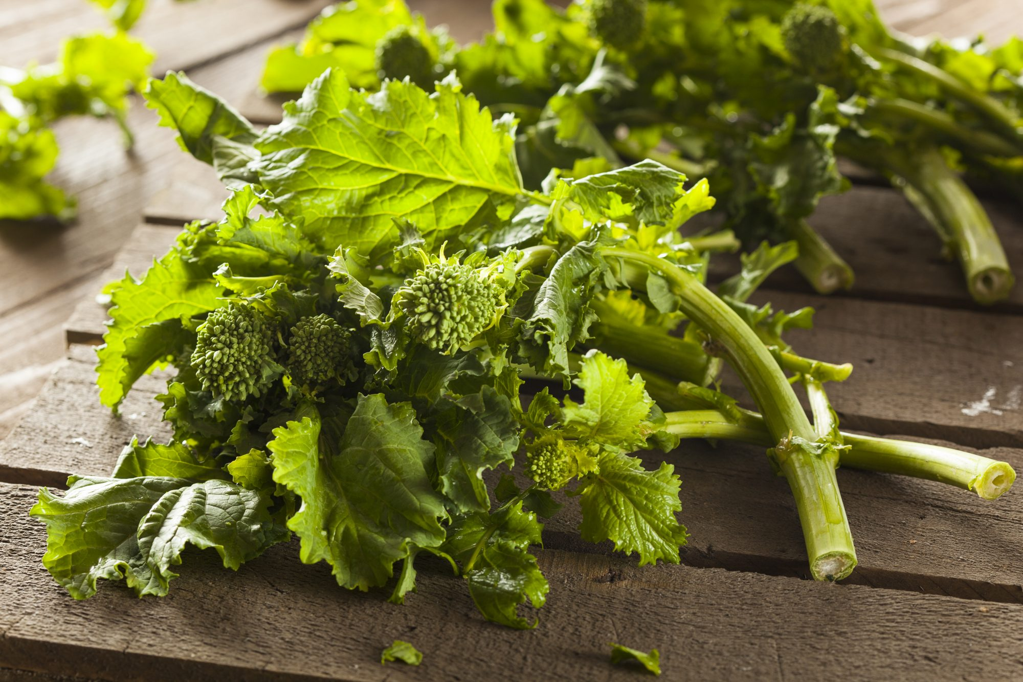 What Is Broccoli Rabe?