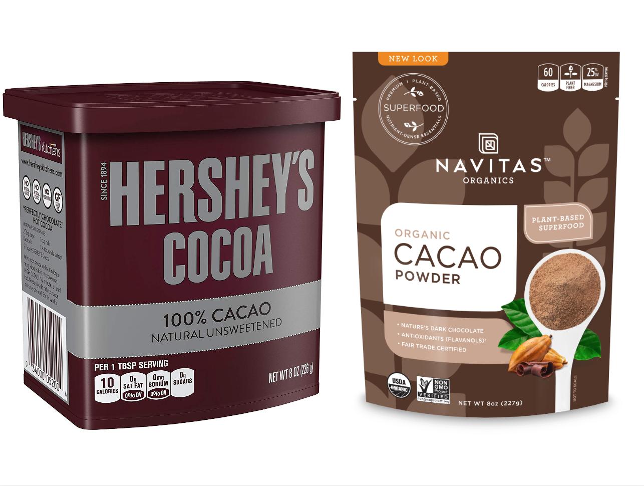 Cocoa vs Cacao