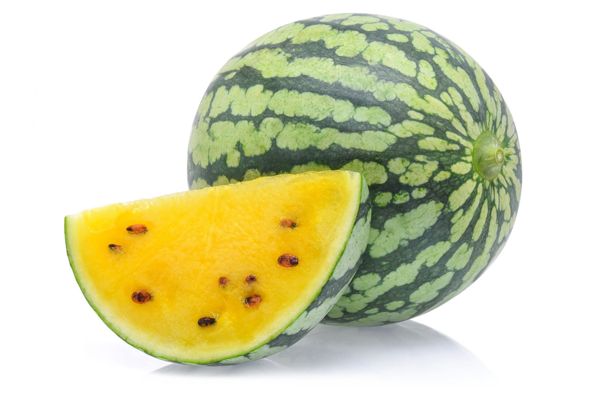 What Is a Yellow Watermelon?