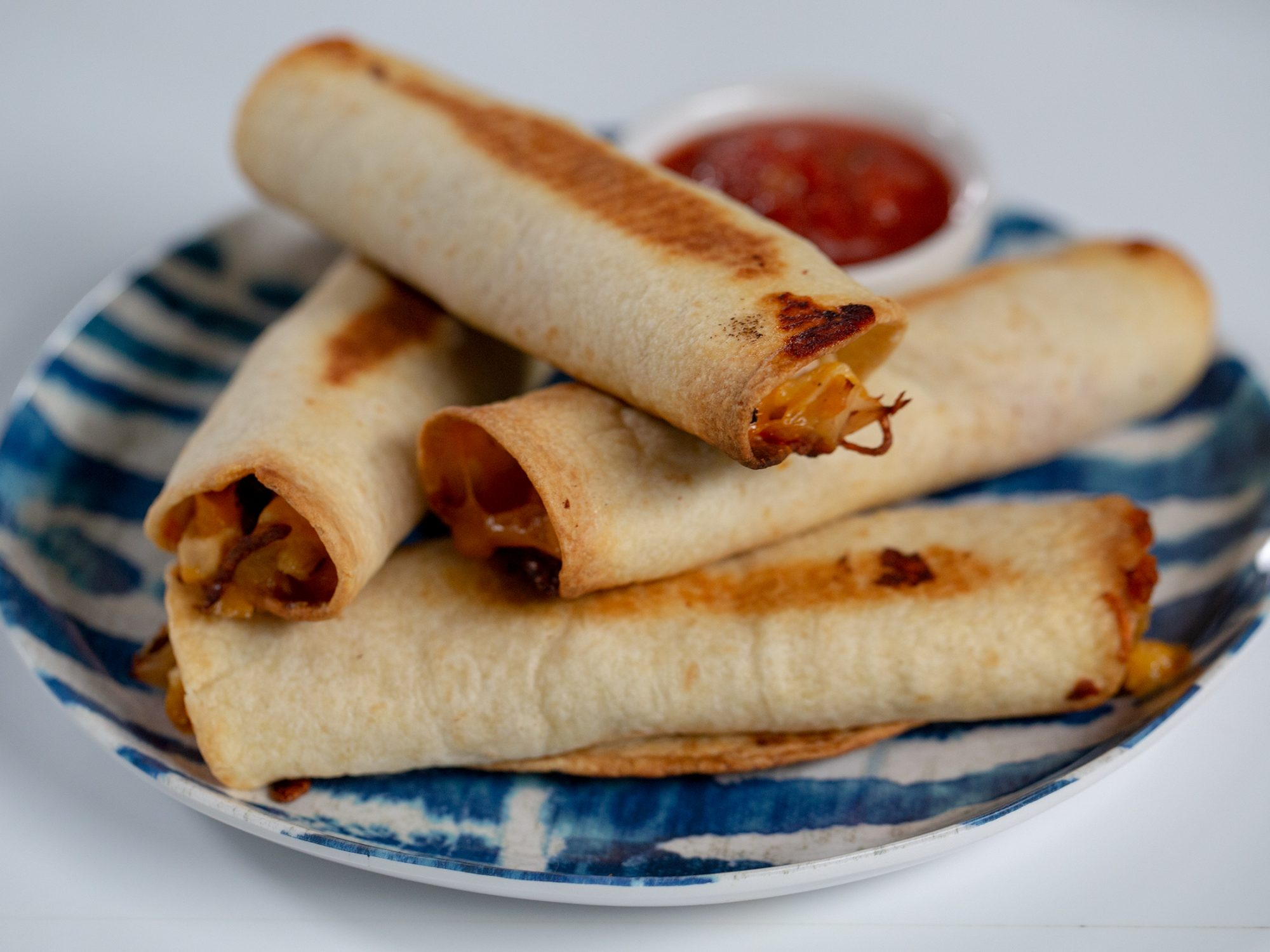 Easiest Baked Taquitos image