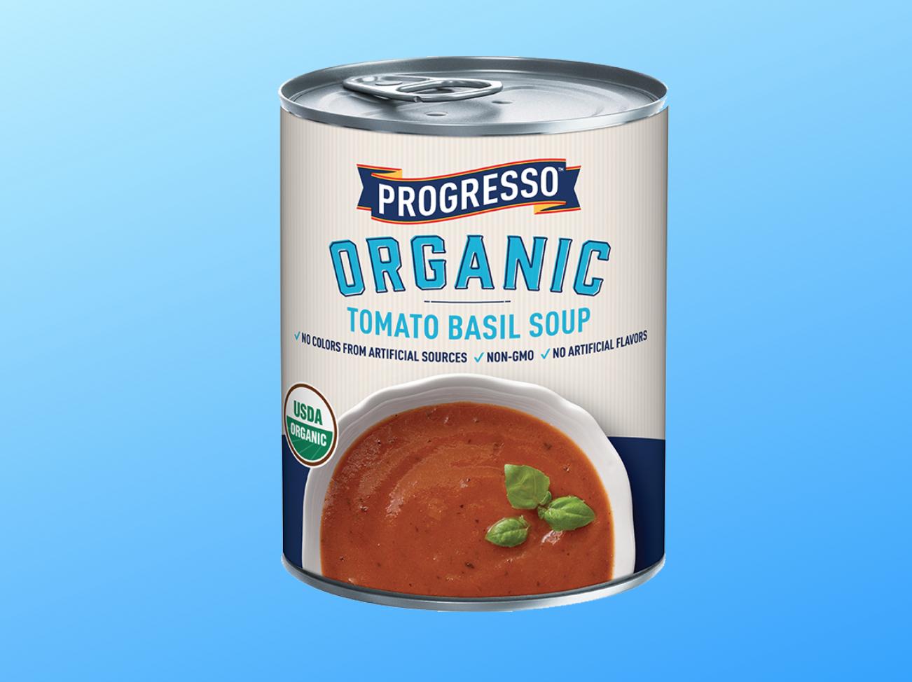 Progresso Organic Tomato Soup