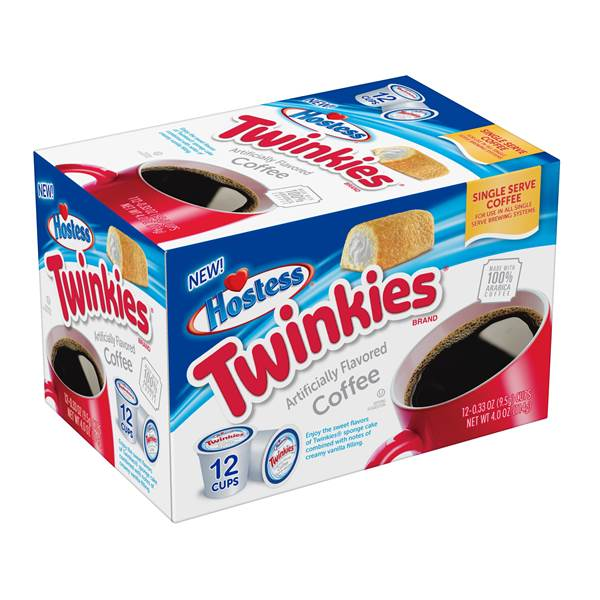 Twinkie Coffee Pods Are Here to Help You Drink Your Snacks