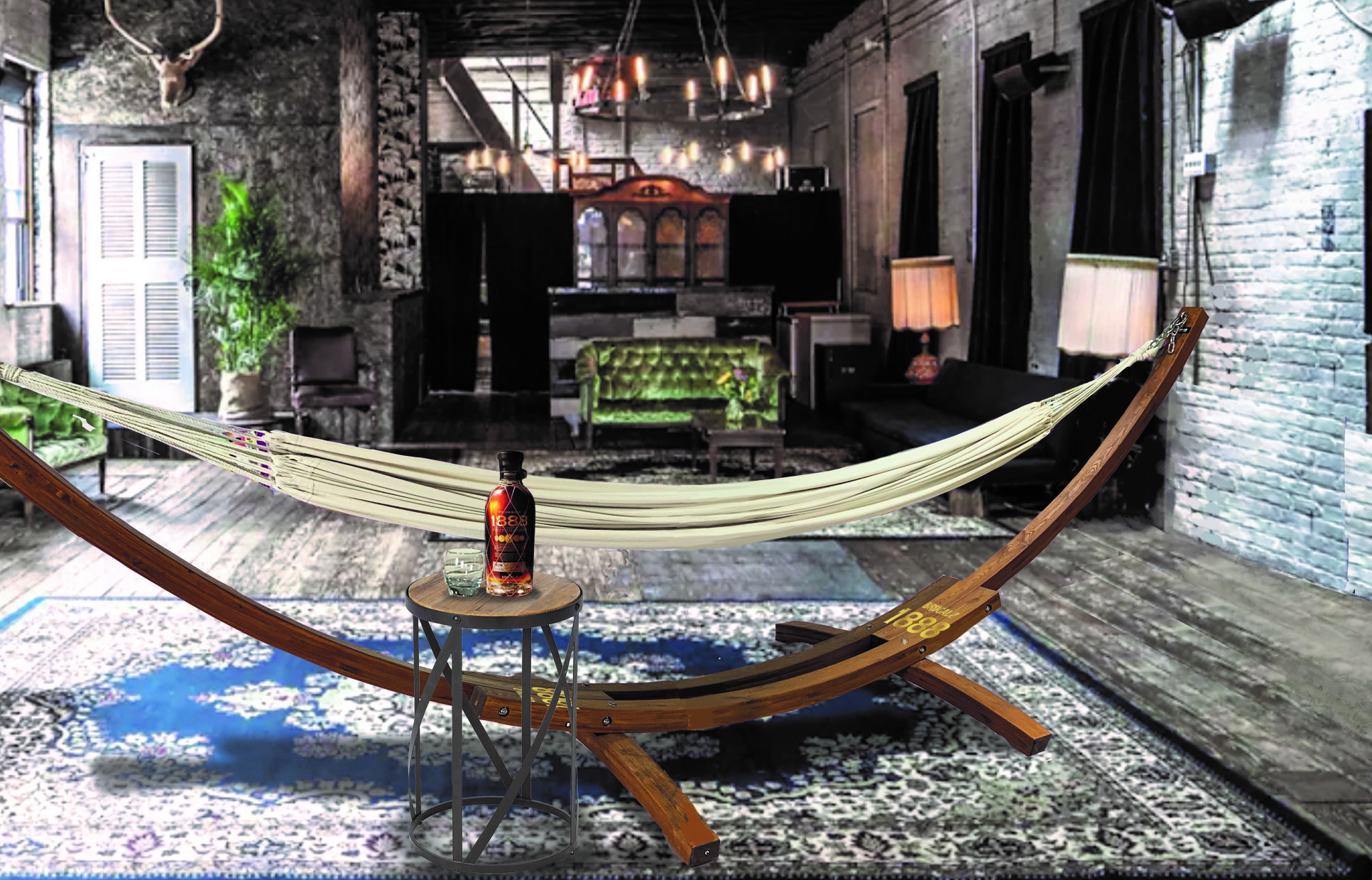This Rum Company Will Pay You to Replace Your Furniture With a Hammock