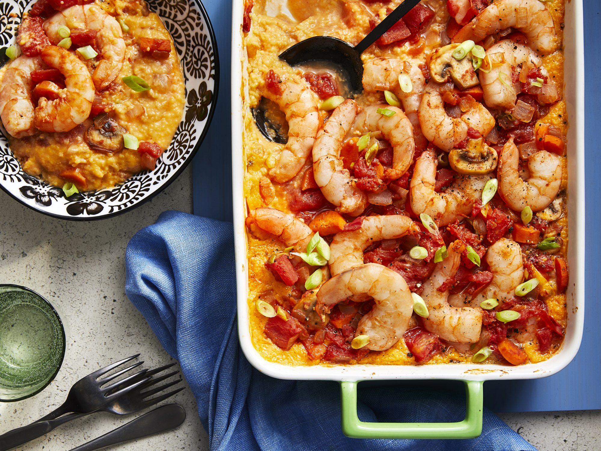 mr-Shrimp and Grits Casserole image