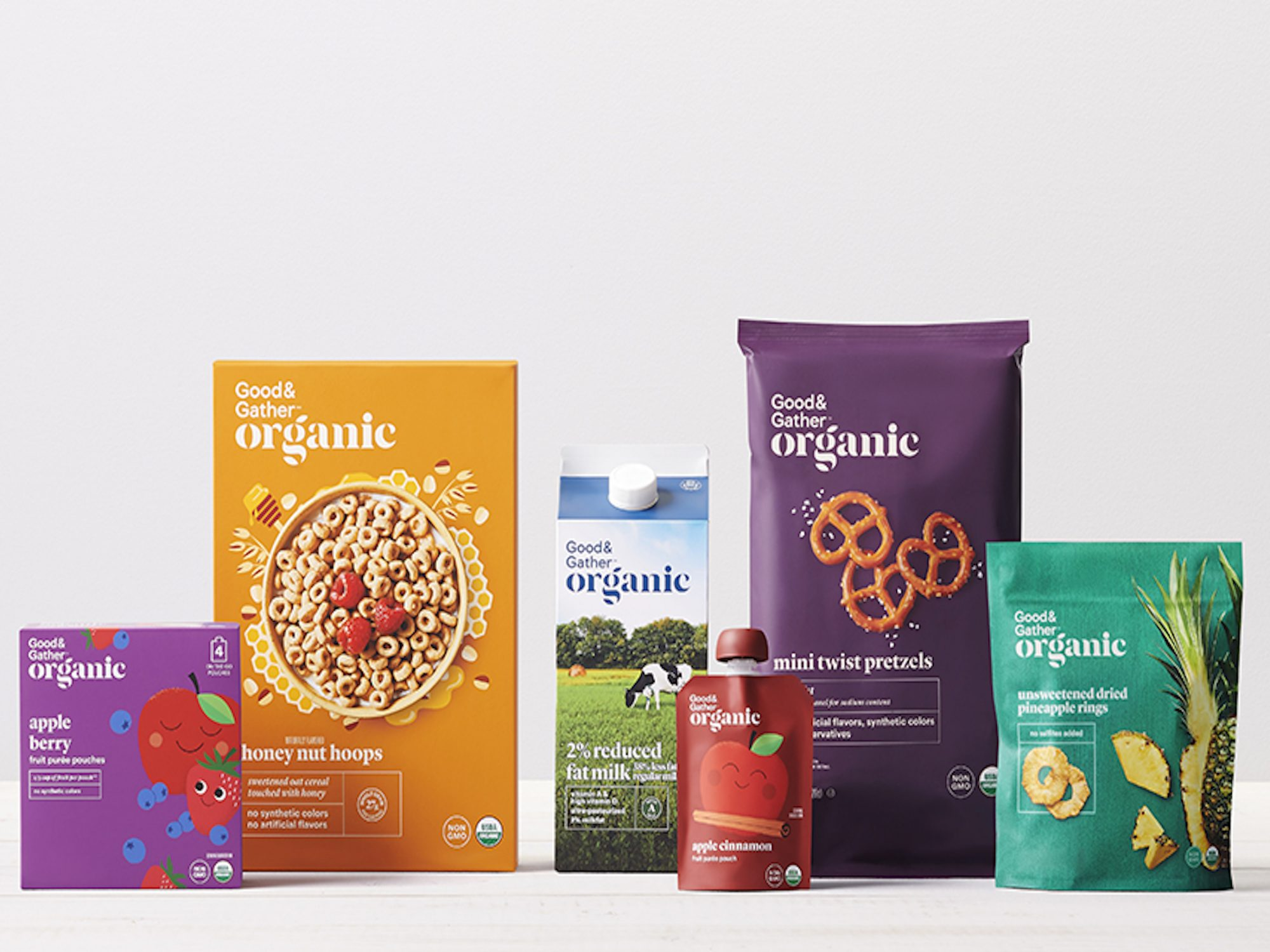 Target's Launching a Better-For-You Food Brand
