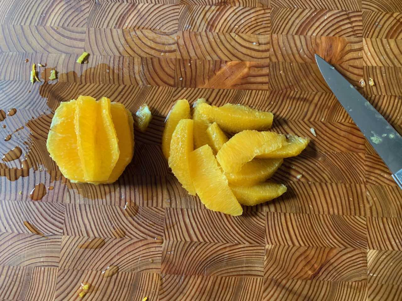The Best Way to Cut Up an Orange, No Matter How You're Using It