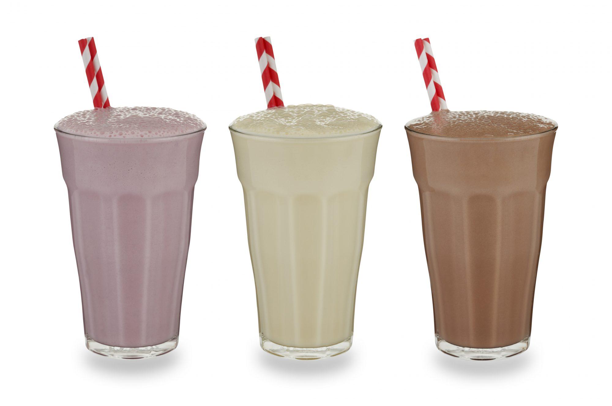 Milkshakes Getty 8/22/19