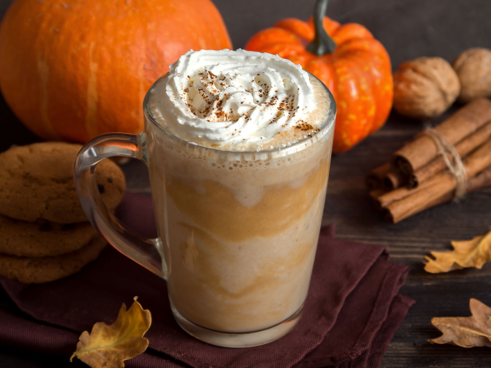 Americans Have a Complicated Relationship With Pumpkin Spice