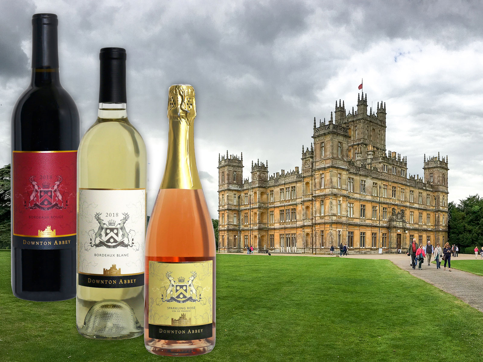 Three 'Downton Abbey' Wines Premiere Ahead of the Upcoming Movie
