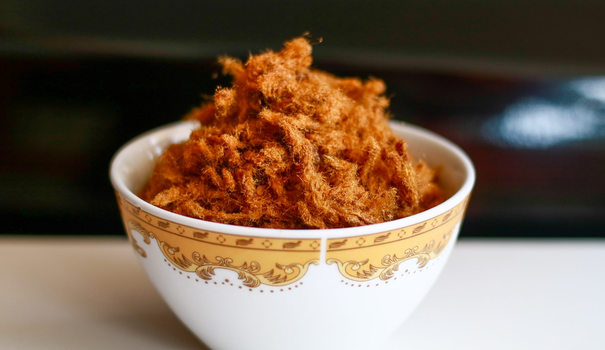 Pork Floss Is the Savory, Crispy Topping We Want to Put On Everything