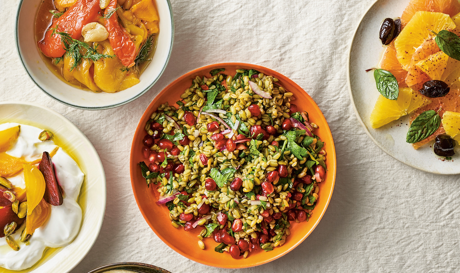 The New Israeli Cookbook That Will Make You Excited for Fall