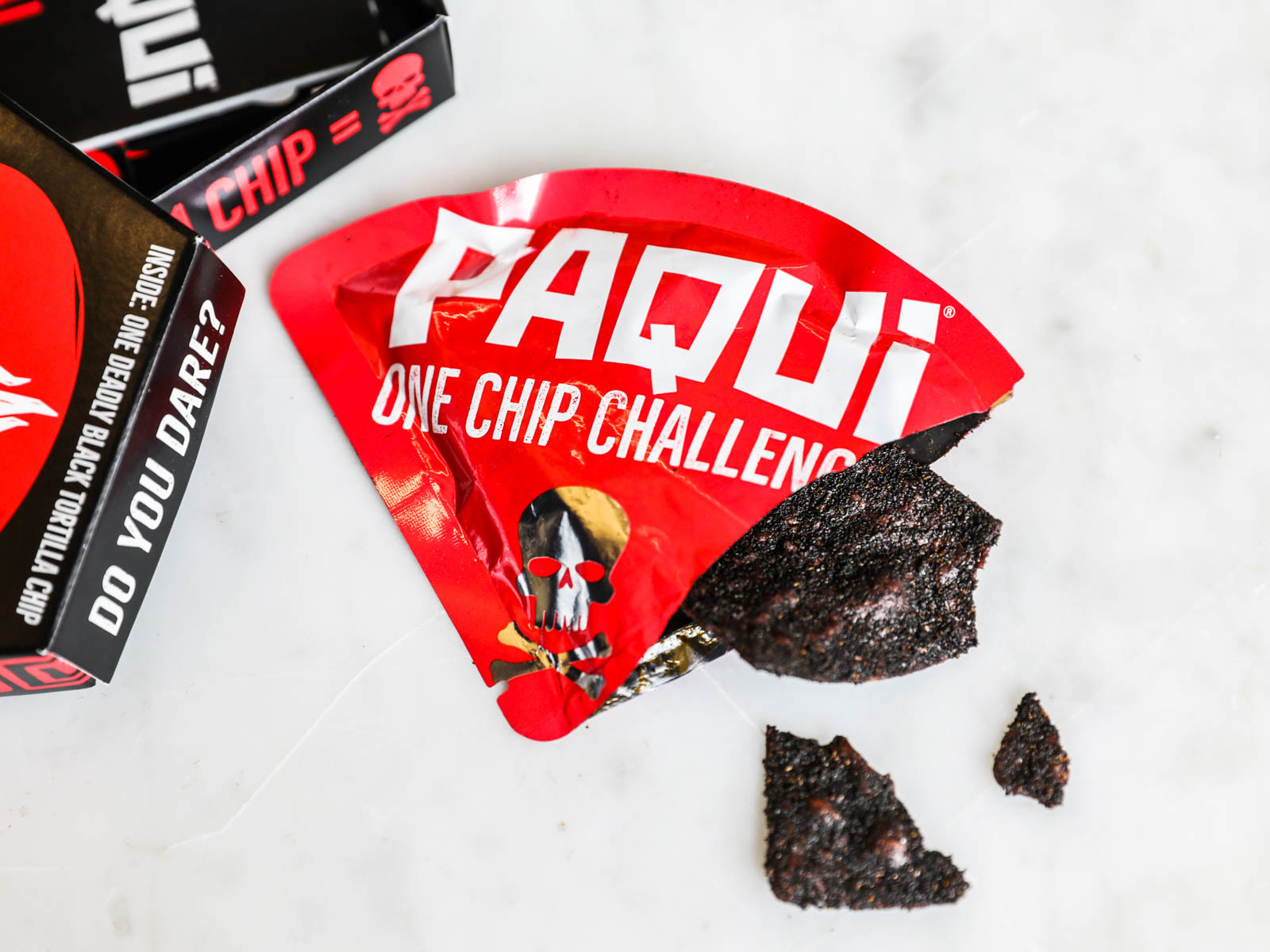 The 'One Chip Challenge' Is Back and Hotter Than Ever