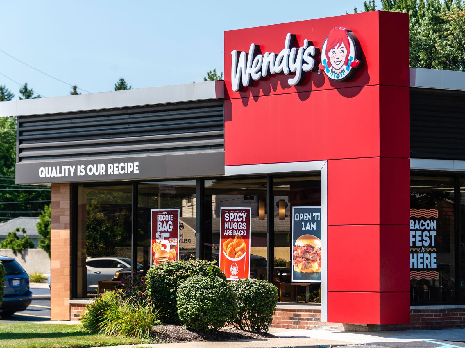 Wendy's to Bring Breakfast Nationwide in 2020