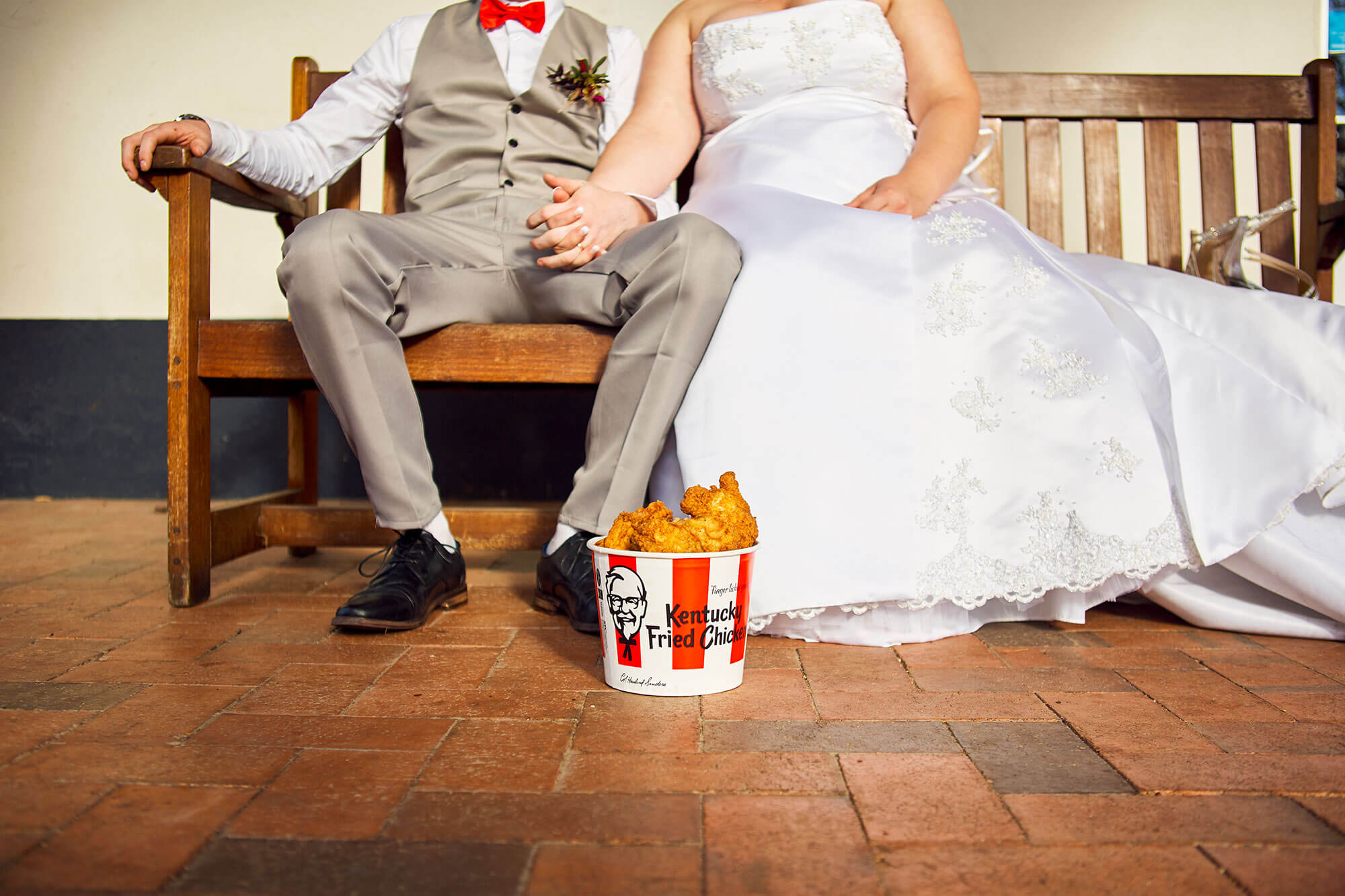KFC Wants to Pay For Your Wedding
