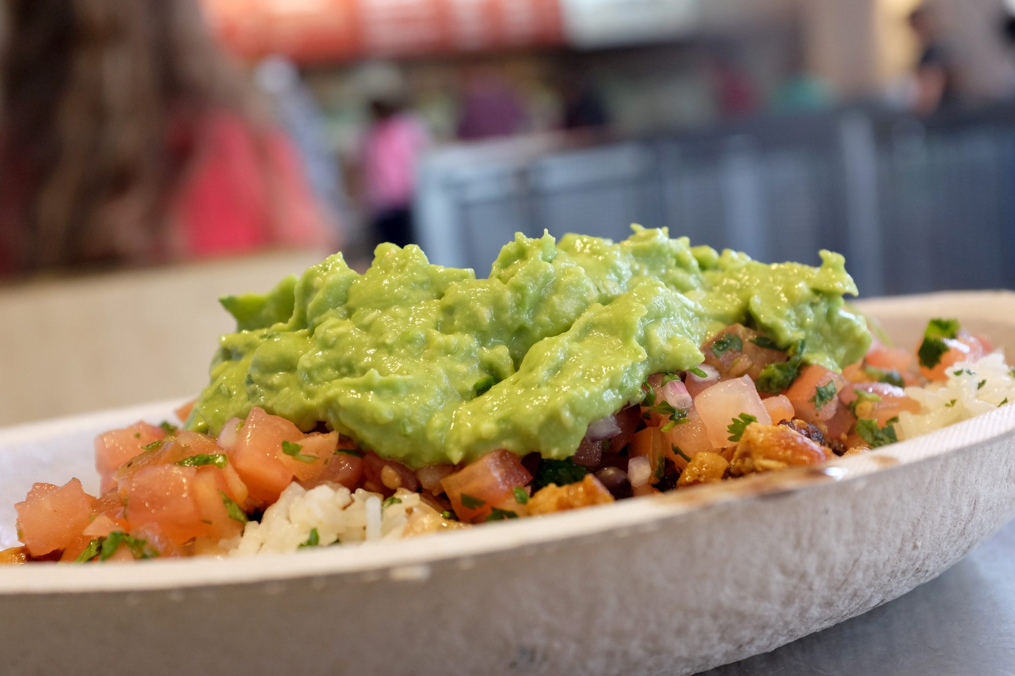 Getty Chipotle Guac 7/31/19