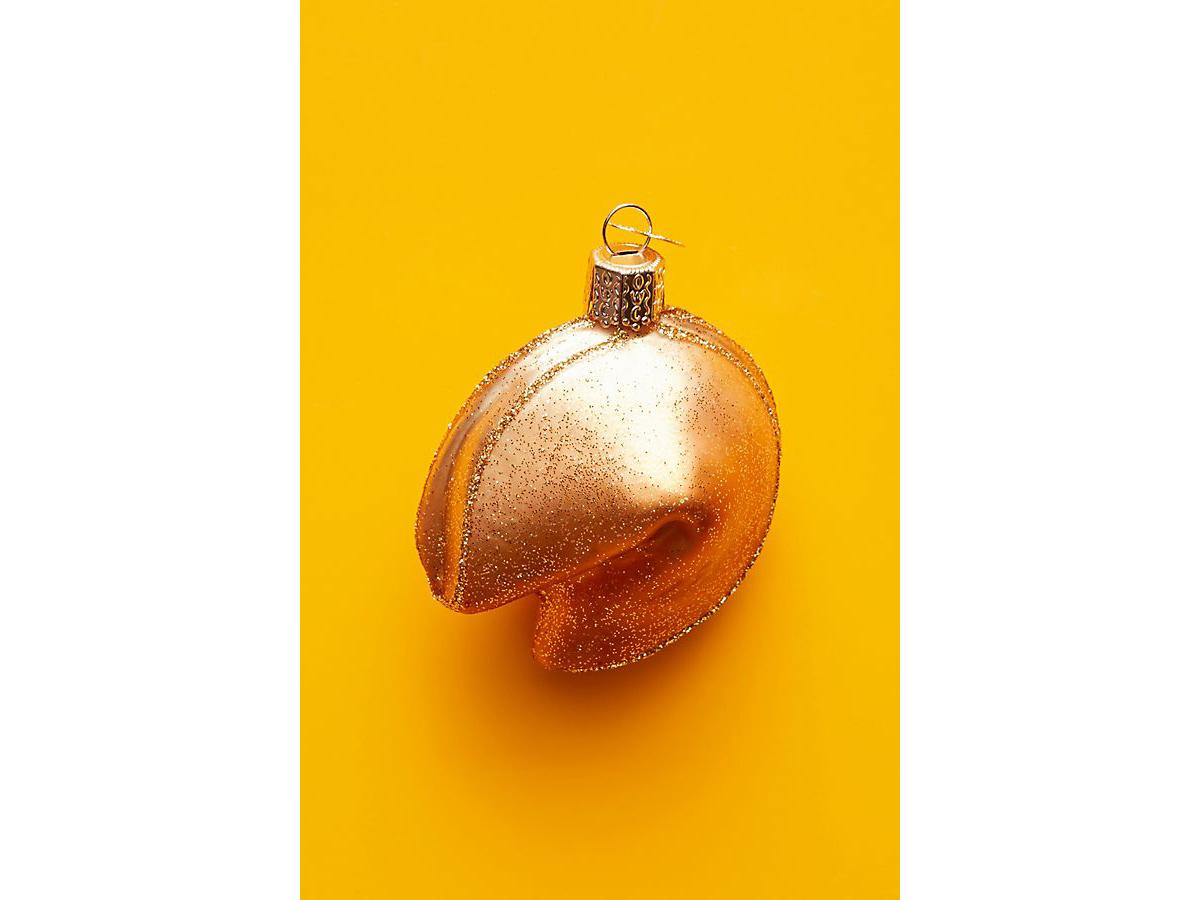 Fortune Cookie Ornament