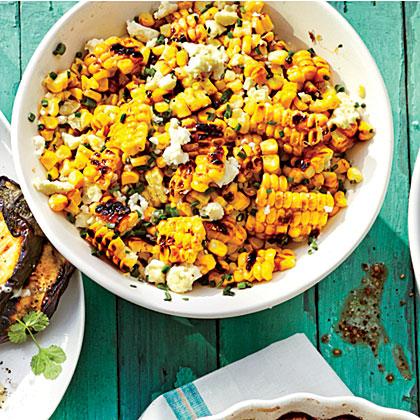 Grilled Mexican Corn Salad Recipe MyRecipes