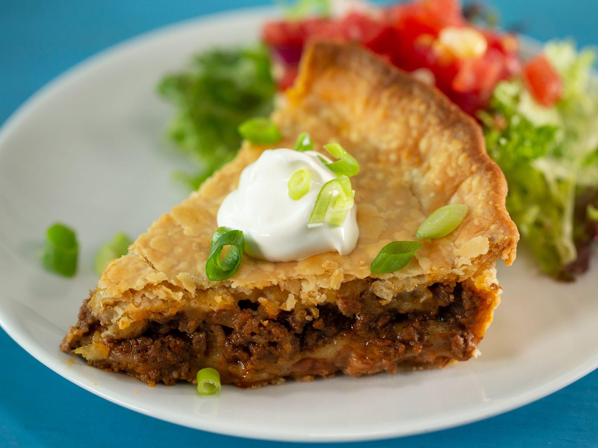 Heavenly Taco Pie image