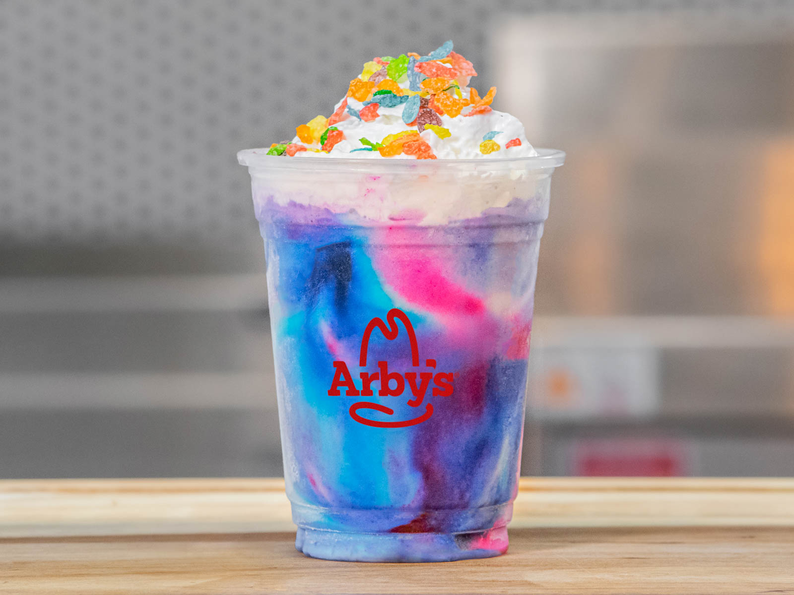 Arby's Area 51 Basecamp Experience Menu