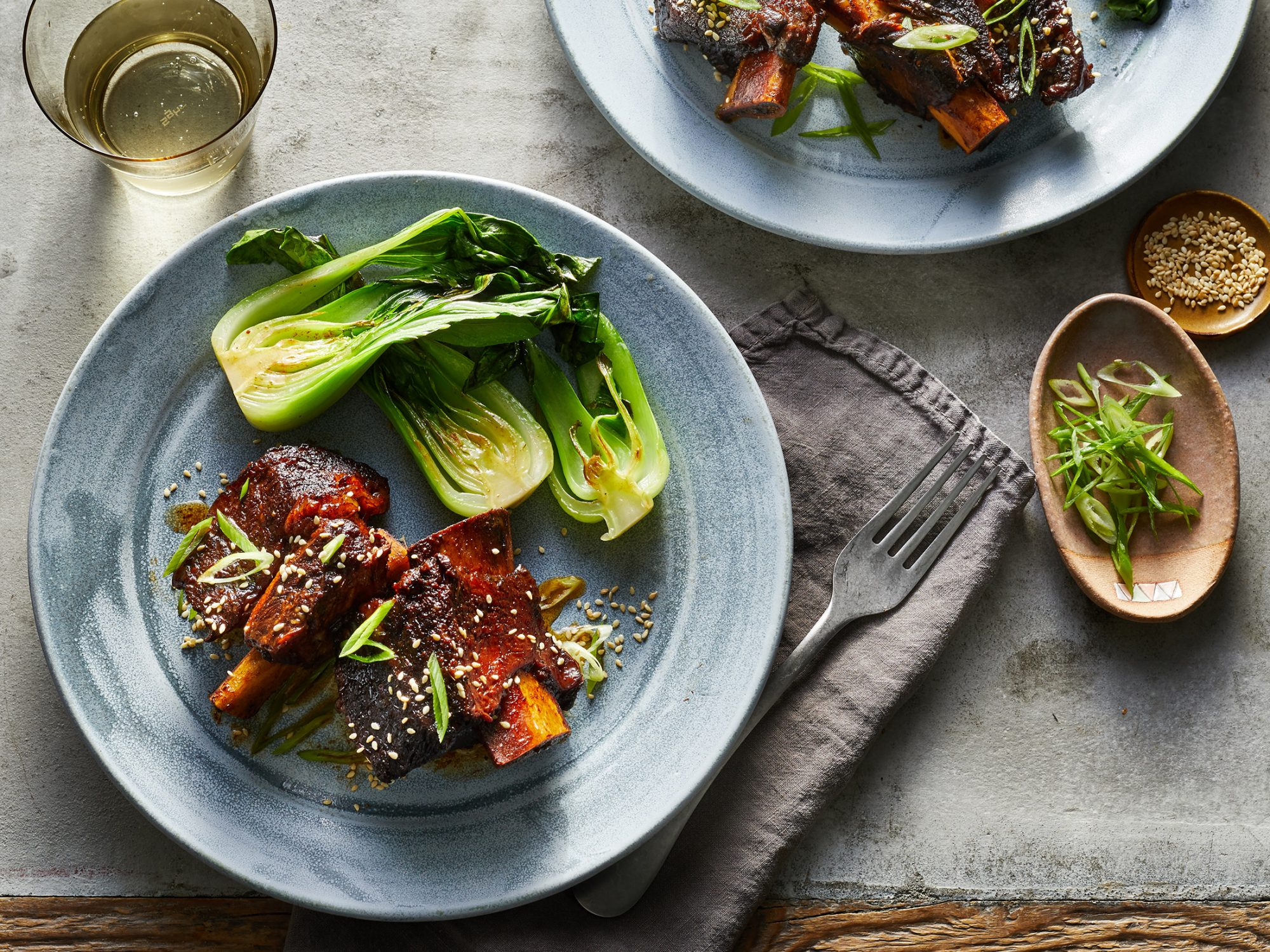 mr- Instant Pot Korean BBQ Short Ribs image