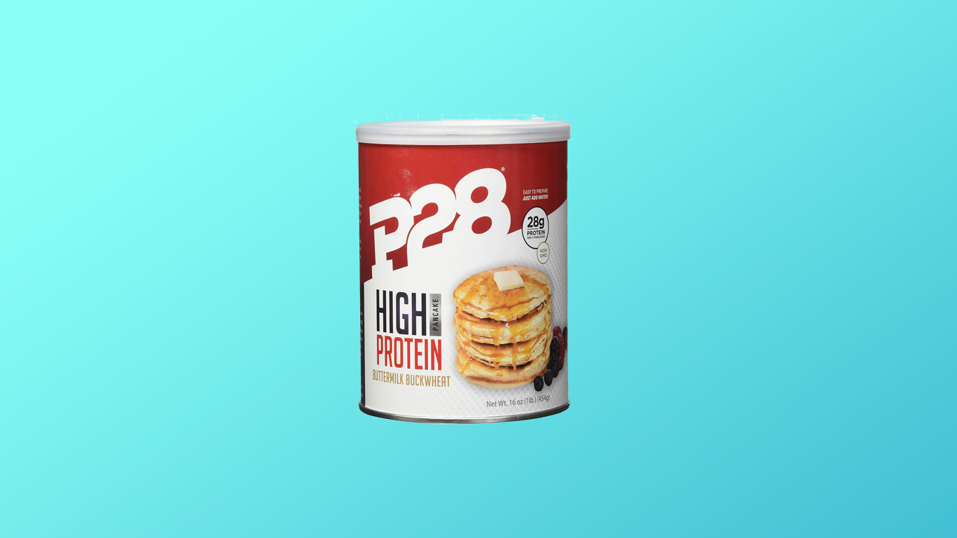 We Tried 7 Protein Pancake Mixes and This Is the Best One