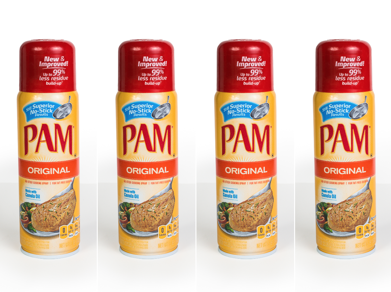 Pam Cooking Spray Getty 9/24/19