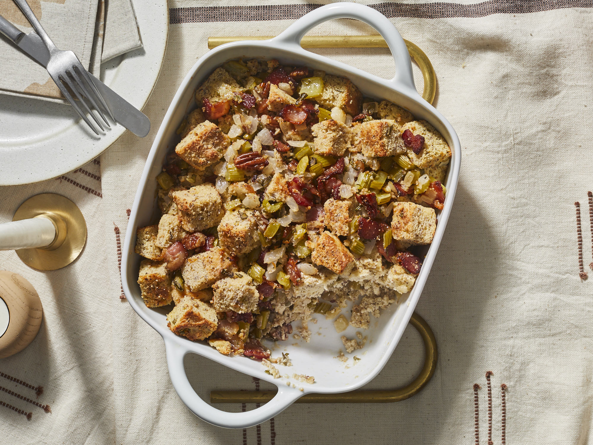 What to Do With Leftover Stuffing