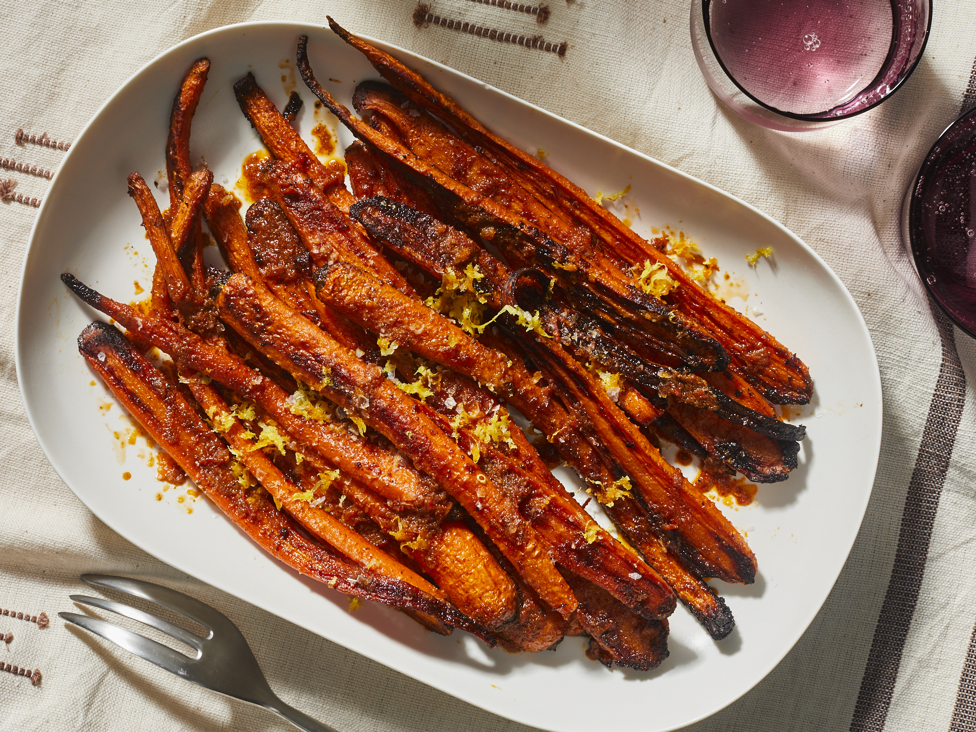 mr-Spice-Crusted Carrots Image