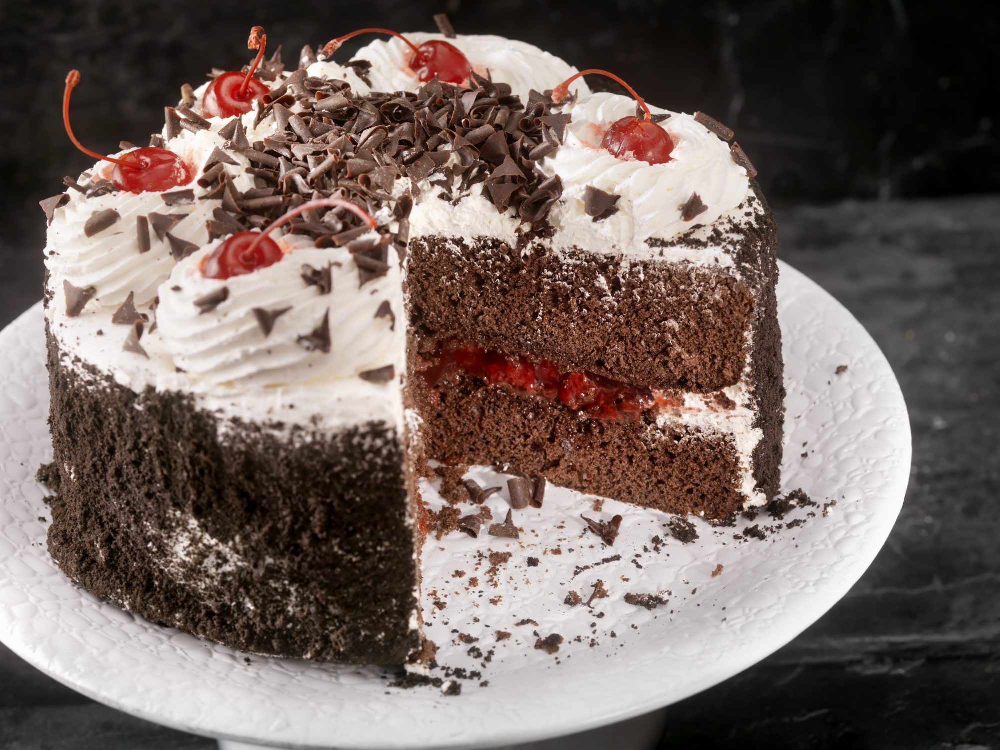 Black Forest Cake Getty 10/3/19